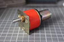 DC motore a ingranaggi Faulhaber 12v 689:1 12 RPM 1,2nm NUOVO