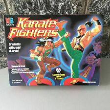 1994 Karate Fighters Action Figure Game Dragon Skull Vs. Thunder Kick#Nib