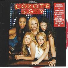 CD album - soundtrack - COYOTE UGLY - LEANN RIMES  SNAP INXS RARE BLEND