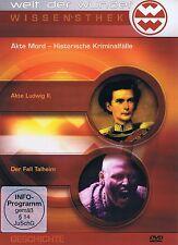DVD - Welt der Wunder - Wissensthek - Akte Mord - Historische Kriminalfälle