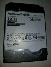 "WD 10TB WD100EMAZ 3.5"" SATA III Internal NAS Hard Drive 256MB Cache (Helium)"