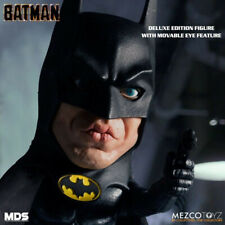 "Batman 1989 Roto Vinyl Figure 6"" Stylized Designer Series Mezco MDS New UK"