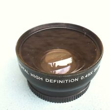 NEEWER Digital High Definition 0.45x Wide Angle Lens with Macro , g166