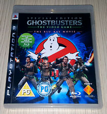 PS3 Ghostbusters Game + Blu-Ray, Special Edition Playstation 3