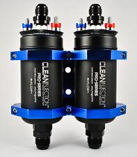 Twin 340LPH inline high flow fuel pump 8an 10an 1500hp LS1 LS2 LS3 LS4 LS7 LS9