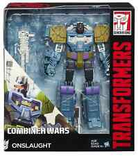 TRANSFORMERS COMBINER WARS VOYAGER FIGURE ONSLAUGHT COMBATICONS BRUTICUS