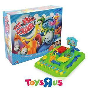 TOMY Screwball Scramble Game