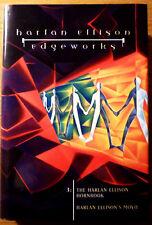Harlan Ellison EDGEWORKS 3 1997 FIRST ED FIRST PRINT NEW UNREAD HARDBACK SCARCE!