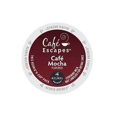Cafe Escapes Cafe Mocha Keurig K-Cups 24-Count