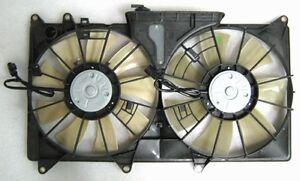 ELECTROVENTILADOR LEXUS IS 300 IS 200 - OE: 1636346050 / 1636346080 - NUEVO!!!
