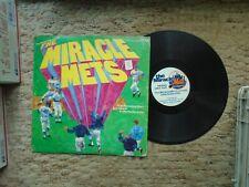 The Miracle Mets Official N.Y. Mets Album Fleetwood Records FCLP 3040