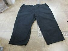 Vtg Carhartt Classic Pants 52X30 Men B11 Blk Usa