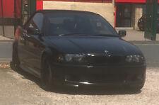BMW E46 330ci Convertible m sport automatic black