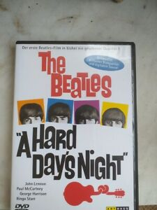 The Beatles - A Hard day´s night DVD