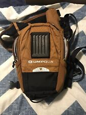 Umpqua Rock Creek Zs Chest Pack with 4 Point Harness & Modular Attachment
