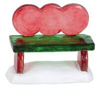 Department 56 Village Accessories Candy Corner Bench (6001719)