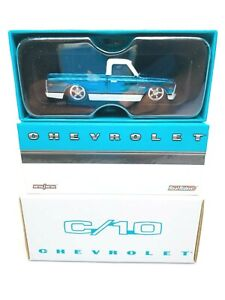 Hot Wheels 2020 RLC Exclusive 1969 Chevy C-10 Real Riders Adjustable Suspension