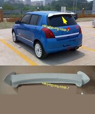Factory Style Spoiler Wing ABS for 2007-2015 Suzuki Swift 5dr HB Spoilers 2016