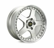 NEW 17x8.5 17x9.5 Simmons FR-1 Silver 5/108 P32 Wheel