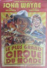 Le Plus Grand Cirque du Monde dvd Neuf sous Blister