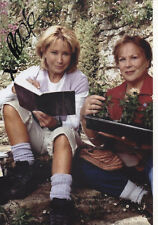 FELICITY KENDAL Signed 12x8 Photo ROSEMARY AND THYME & THE GOOD LIFE COA