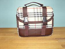 Deluxe DSLR Lattice Camera Shoulder Bag