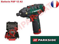 PARKSIDE® Déboulonneuse sans fil PDSSA 12 A1, 12V