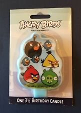 Angry Birds Candles Birthday Party Cake Candle New