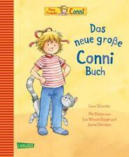 Conni Bilderbücher: Das neue große Conni Buch (Hardcover) ab 3 Jahre 128 Seiten
