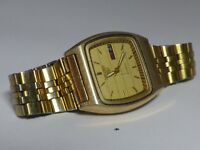 Vintage Gent's Seiko 5 Automatic Day Date  Cal 7009 2030 Wrist Watch