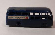 Vintage Lesney 1958 AEC Matchbox British European Airways BEA Coach No. 58