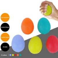 Soft Silicone Grip Egg Massage Ball Hand Expander Fitness Equipment
