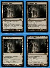 MTG: M13: Cathedral of War: PLAYSET of 4