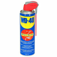 WD40 Aerosol Smart Straw 450ml - Pack of 4 COMPLETE WITH FREE DELIVERY