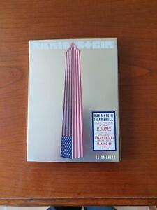 Rammstein in Amerika, 2 DVD-Box, guter Zustand