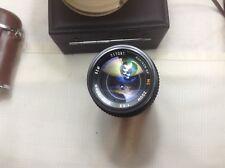 Rokinon-SP Zoom 70-180mm Camera Lens for Canon FD