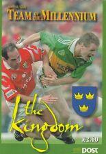 """L'Irlanda LIBRETTO: 1999 CALCIO """"IL REGNO"""" completo SG sb73 Gomma integra, non linguellato"""