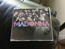 MADONNA . GET TOGETHER . Very Rare 2 track C.D. Single .  MINT UNUSED . 2006