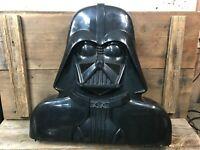 Vintage Star Wars Darth Vader Action Figure Carry Case Kenner 1980