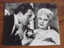 Reprint Photo She Done him Wrong Mae West & O Moore 1933 National Film Archive