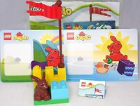 LEGO Duplo 40167 My First Set Hase Platte Stein Give Away Promo Exclusiv NEW NEU