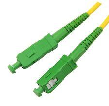 1m SC/APC - SC/APC Simplex Single Mode Patch Cord