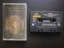 K7 CASSETTE audio THE MISSION : CHILDREN (Mercury 1988 envoi suivi)