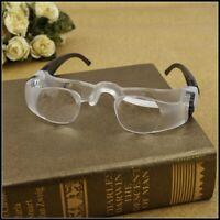2.1x Lupenbrille Vergrößerungsbrille Binokulare Brillen Lupen TV Bildschirm Lupe