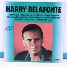 "33T Harry BELAFONTE Vinyl LP 12"" DARLIN'CORA - CU RU CU PALOMA - IMPACT 6886805"