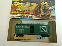 HO scale Athearn Ontario Northland  Box Car ONT 90005 Rare Vintage