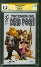 Dead Pooh CGC 9.8 SS Walking Dead 3 cover swipe Mychaels Deadpool 2016