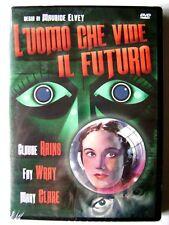 Dvd L'Uomo che vide il futuro di Maurice Elvey 1935 Nuovo