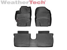 WeatherTech Floor Mats FloorLiner - Toyota Yaris - 2012-2014 - Black