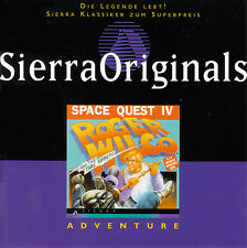 -- space quest IV 4-roger wilco and the time rippers -- top-Game